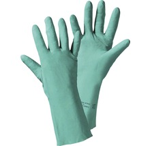 Chemikalienschutzhandschuhe grün Gr. 8