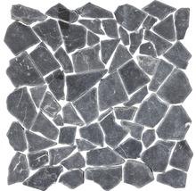 Bruchmosaik Nero Marquinia 30,5x30,5 cm