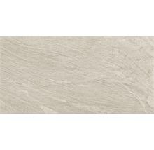 Feinsteinzeug Wand- und Bodenfliese Silverstone beige 30 x 60 cm R12