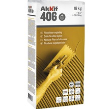 Akkit 406 Flexkleber ergiebig 18 kg