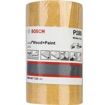 Schleifrolle Bosch 93x5000 mm, Korn 180