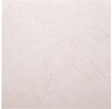 Wand- und Bodenfliese Mood Ivory 60X60cm, poliert, rektifiziert