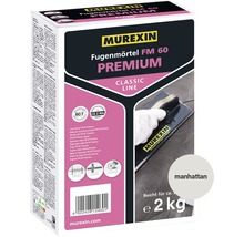 Fugenmörtel Murexin FM 60 Premium manhattan 2 kg