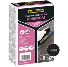 Fugenmörtel Murexin FM 60 Premium schwarz 8 kg