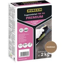Fugenmörtel Murexin FM 60 Premium nussbraun 2 kg