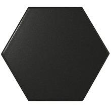 Hexagonfliese Hexa black 14,2 x 16,4cm