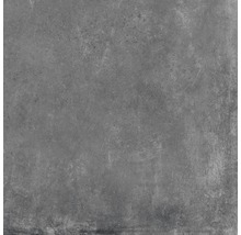 Feinsteinzeug Terrassenplatte Ultra Gare graphite 81x81x2 cm