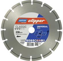 Norton Clipper Diamantscheibe Classic Universal Laser Ø 350x25,4 mm