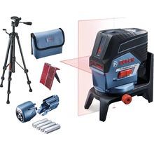 Punkt- und Linienlaser Bosch GCL 2-50 C + RM 2 inkl. Stativ BT150