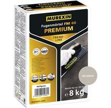 Fugenmörtel Murexin FM60 Premium Trendline hellbraun 8 kg