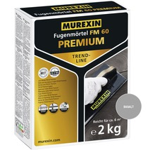 Fugenmörtel Murexin FM60 Premium Trendline basalt 2 kg
