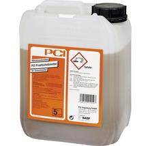 PCI Frostschutzmittel Mörtelzusatz für Zementmörtel transparent 5 L
