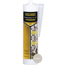 Sanitär Silikon Murexin SIL60 Premium Trendline graubraun 310 ml