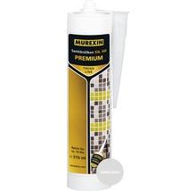 Sanitär Silikon Murexin SIL60 Premium Trend zementgrau 310 ml