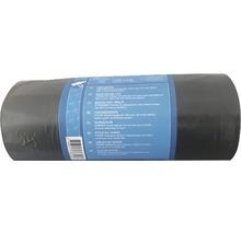 Müllsack Gewerbe schwarz 90-120 L 25er Rolle
