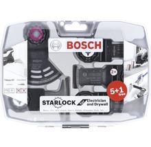 Bosch Starlock Elektriker & Trockenbau-Set 6-tlg.