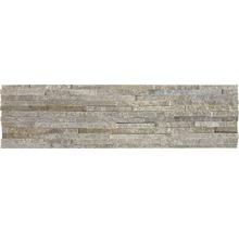 Wandverblender Naturstein beige Stripe 15 x 60 cm