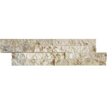 Wandverblender Naturstein Limestone Gold Z40/10