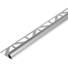 Abschlussprofil Dural Durondell DRAE 110 11 mm Länge 250 cm Aluminium silber eloxiert