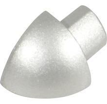 Aussenecke Dural Durondell DRAE 110-Y Aluminium silber eloxiert Y 2 Stück