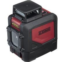360°-Laser JC Schwarz ohne Stativ