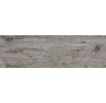 Feinsteinzeug Wand- und Bodenfliese Vintagewood dunkelgrau 18,5 x 60 cm