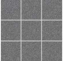 Feinsteinzeugmosaik Rako Taurus Granit Antracit 30x30cm, Steingröße 9,8x9,8x0 ,9cm