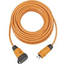 Profi Verlängerungskabel Brennenstuhl 25 m IP44, H07BQ-F 3G1,5 orange,