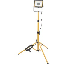 LED Stativ Baustrahler JARO 5000 T, IP65, 50W, 4770lm, 5m Kabel