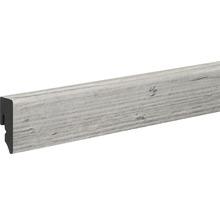 Sockelleiste Skandor PVC KU48L Semi Wild 0415x38,5x2400 mm