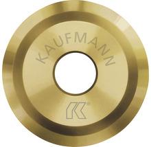 Hartmetall-Schneidrad Kaufmann Ø 22mm mit TiN-Beschichtung