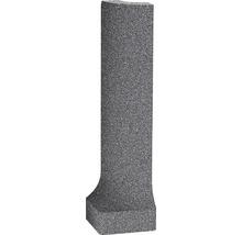 Hohlkehlleiste Außenecke Rako Taurus Granit Antracit 2,3x9x0,7cm