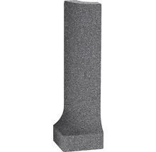 Hohlkehlleiste Außenecke Rako Taurus Granit Antracit 2,3x8x0,7cm