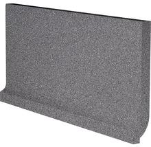 HohlkehlSockel Rako Taurus Granit Antracit, 19,8x9x0,9cm