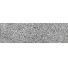 Flairstone Poolumrandung Beckenrandstein Iceland white Element gerade grau 2 Längsseiten gerundet 115 x 35 x 3 cm