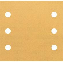 Schleifblatt für Multischleifer,115x107mm K180