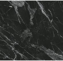 Wand- und Bodenfliese Carracci poliert anthrazit 120x120 cm