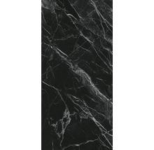 XXL Wandfliese Carracci poliert anthrazit 120 x 260 cm 7 mm