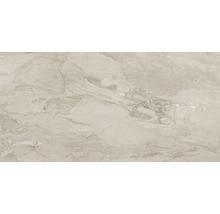 Wand- und Bodenfliese Sicilia Avorio poliert beige 60 x 120 cm