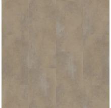 Vinyl-Diele Dryback Butterfly Elite Grey, zu verkleben, 61x61 cm