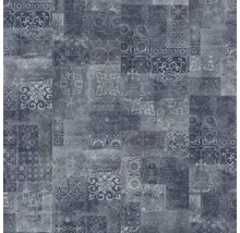 Vinyl-Diele Dryback Lorca Blue, zu verkleben, 45,7x91,4 cm