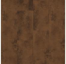 Vinyl-Diele Dryback Butterfly Elite Copper, zu verkleben, 61x61 cm
