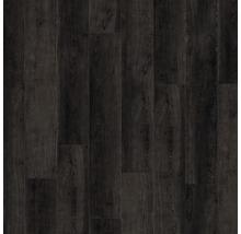 Vinyl-Diele Dryback Sunny Black, zu verkleben, 18,4x121,9 cm