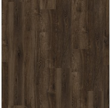 Vinyl-Diele Dryback Baita Dark, zu verkleben, 23x150 cm