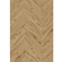 Vinylboden 2.5 EICHE YORK BRAUN,14,99x74,93cm