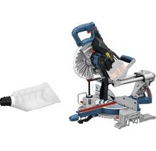 Akku-Kapp- und Gehrungssäge BITURBO Bosch Professional GCM 18V-216 inkl. 1 x Kreissägeblatt, SDS-Sägeblattarretierung und Staubsack ohne Akku und ohne Ladegerät