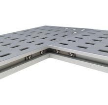 Eckverbinder für Drainage- und Belüftungsprofil 4 Stück