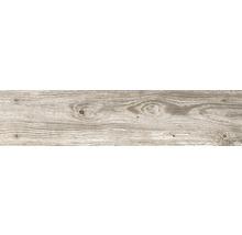 Feinsteinzeug Wand- und Bodenfliese Lumber Greyed 15 x 66 cm