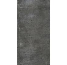 XXL Wand- und Bodenfliese Industrial night anpoliert 120 x 260 cm