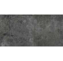 Wand- und Bodenfliese Industrial night anpoliert 60 x 120 cm